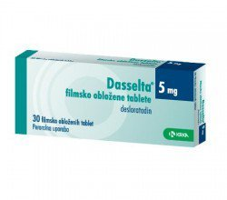 Dasselta tabletki