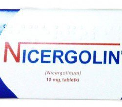 Nicergolin