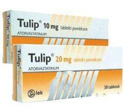 Tulip tabletki
