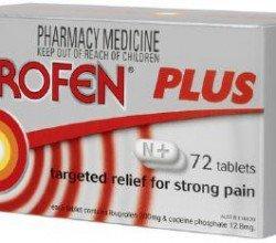 nurofen plus tabletki