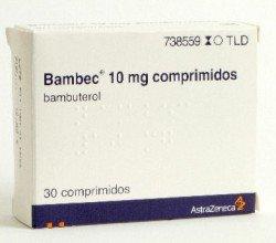 bambec tabletki