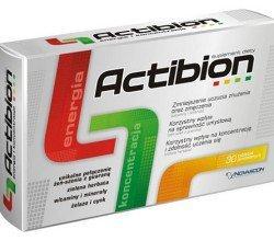 Actibion tabletki