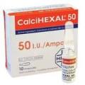 CalciHexal ampułki