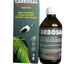 Carbosal syrop