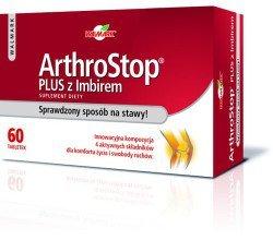 ArthroStop Plus z Imbirem