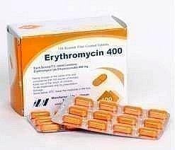 Erythromycinum TZF - opakowanie produktu