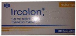 Ircolon tabletki