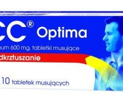 ACC Optima tabletki
