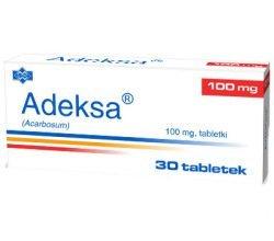 Adeksa tabletki