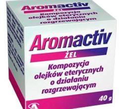 Aromactiv żel