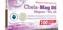 Chela-Mag B6 kapsułki