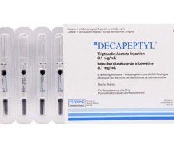 Decapeptyl iniekcje