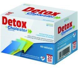 Detox + Cholester tabletki