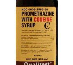 Promethazine syrop