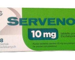 Servenon tabletki