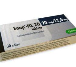 Enap-HL tabletki