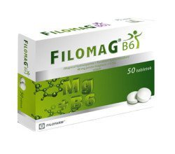 Filomag B6 tabletki