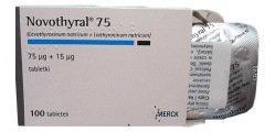 Novothyral tabletki