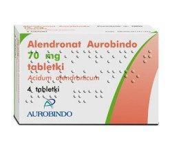 Alendronat Aurobindo tabletki
