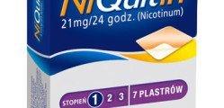 NiQuitin plastry