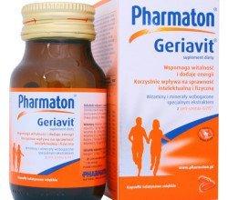Pharmaton Geriavit