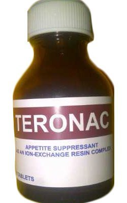 Teronac (Mazindol)