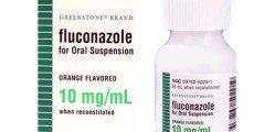 fluconazole syrop