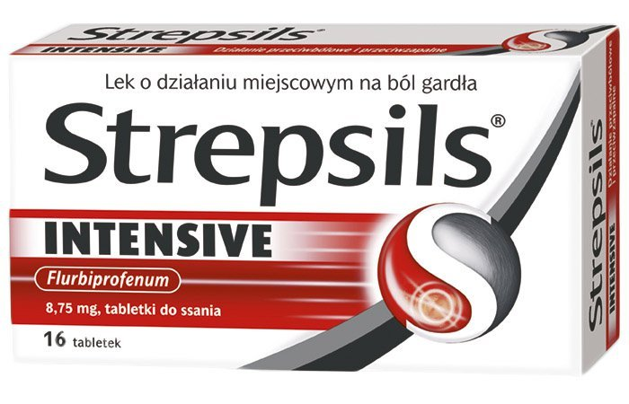 Strepsils Intensive