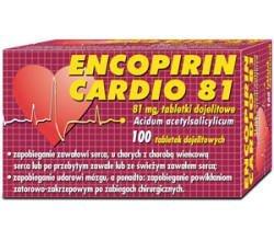 Encopirin 81 cardio