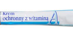 Krem ochronny z witaminą A
