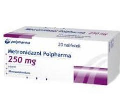 Metronizadol tabletki