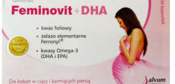 Feminovit DHA