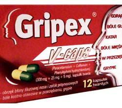 Gripex V-caps