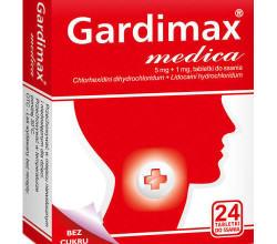Gardimax medica tabletki