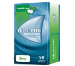 Nicorette Freshdrops