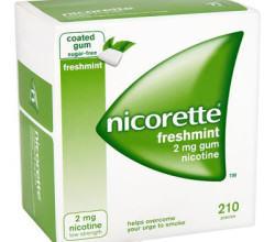 Nicorette Freshmint