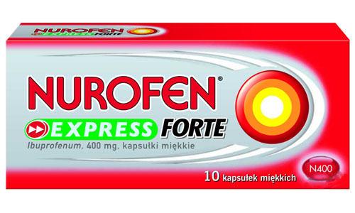 Nurofen Express Forte