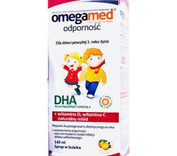 Omegamed Odporność