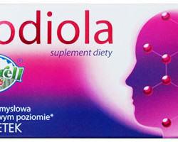 Rhodiola suplement