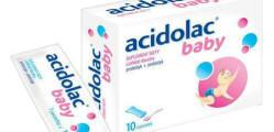 Acidolac baby 10 saszetek