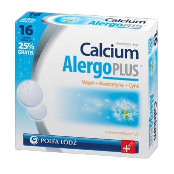 Calcium Alergo Plus