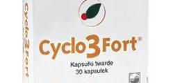 Cyclo 3 Fort kapsułki