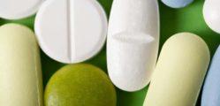 tabletki kształt