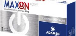 maxon-active-leczenie-zaburzen-erekcji