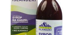 Syrop islandzki