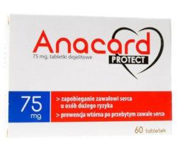 Anacard protect tabletki dojelitowe