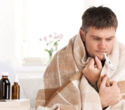 przeziębienie grypa gorączka