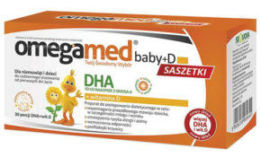 Omegamed baby + D
