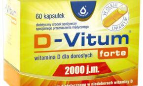 D-vitum forte K2 MK7