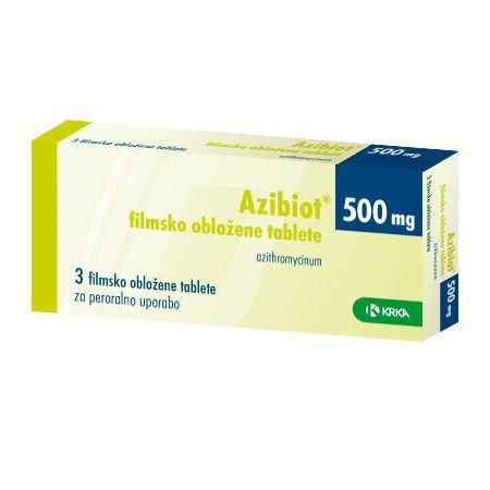 Azibiot tabletki